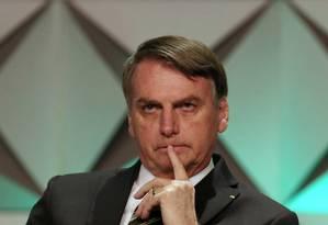 Jair Bolsonaro Foto: Amanda Perobelli / REUTERS