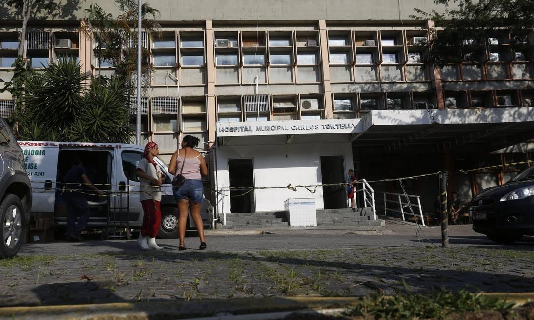 Mais vagas: em 2018, Hospital Municipal Carlos Tortelly recebeu 47 novos temporários após processo seletivo simplificado Foto: Fábio Guimarães / Agência O Globo