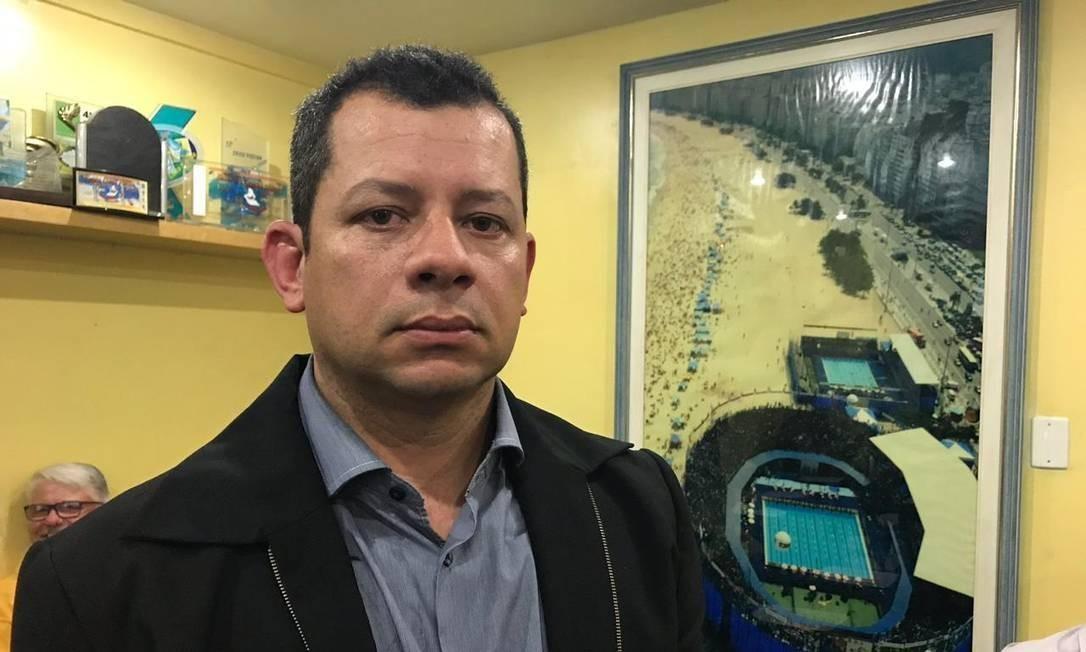 Luiz Fernando Coelho, presidente da Confederação Brasileira de Desportos Aquáticos Foto: Divulgação / CBDA