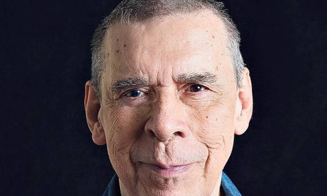O escritor Sérgio Sant'Anna Foto: Divulgação/Chico Cerchiaro