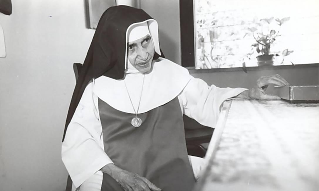Irmã Dulce Foto: Divulgação / Arquidiocese