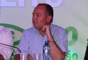 Pastor Everaldo em evento do PSC em 2016 Foto: Fábio Guimarães / Agência O Globo