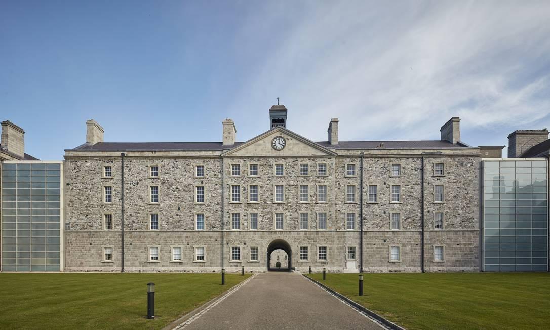 O Museu Nacional da Irlanda – Artes Decorativas & História, que tem entrada franca Foto: Andy Haslam / NYT