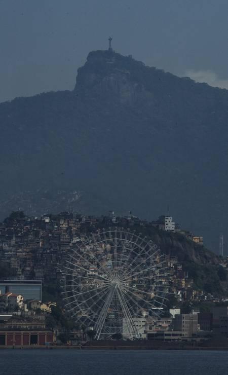 O ingresso vai custar 49 reais e meia-entrada nos casos previstos por lei: a expectativa é que a atração receba 1 milhão de visitantes por ano e gere 60 empregos Foto: Marcos Ramos / Agência O Globo