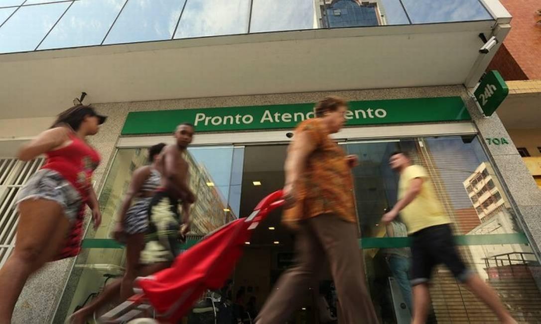 As normas dos planos de saúde Foto: Custódio Coimbra
