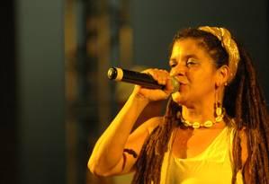 Beth de Oxum: ialorixá e percussionista brasileira Foto: Divulgação