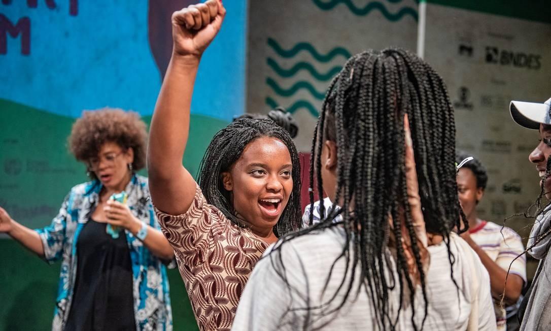 Feminismo negro é o mote dessa edição da FLUP Foto: Divulgação