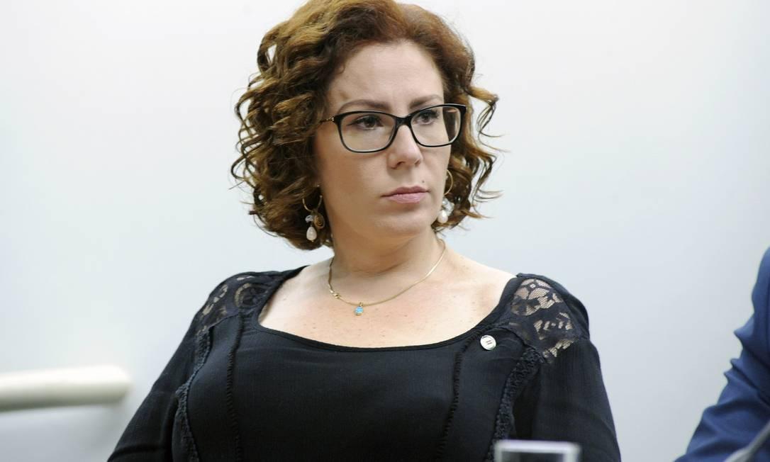 Dep. Carla Zambelli (PSL - SP) Foto: Cleia Viana / Câmara dos Deputados