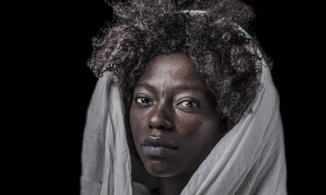 Ami Weickaane, curadora e gerente de cultura do festival Afropunk Foto: Alun Be / Divulgação