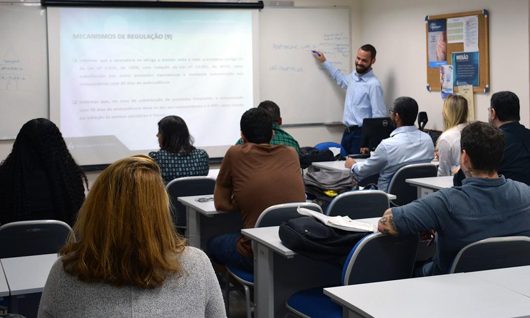 ENS lança novos cursos e amplia área de formação para além de profissionais de seguro Foto: Divulgação