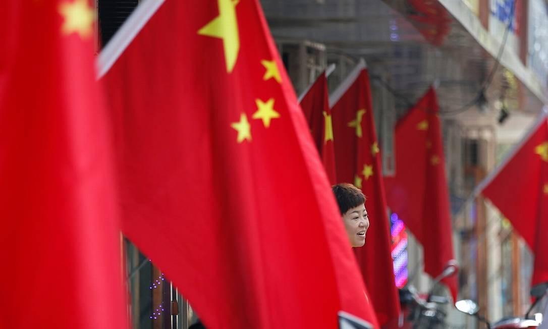 China quer diminuição de taxas antes de cumprir sua parte no acordo. Foto: JASON LEE / REUTERS