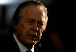 O presidente do PSL, o deputado Luciano Bivar (PE) Foto: Agência O Globo