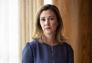 A advogada do presidente Jair Bolsonaro, Karina Kufa Foto: Daniel Marenco / Agência O Globo