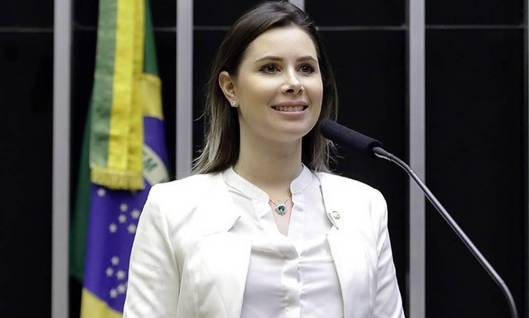 Deputada Carolina de Toni (PSL-SC) já declarou publicamente sua posição a favor da medida Foto: Agência Câmara