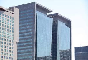 Edifício Ventura, onde está a sede na Finep, no Centro do Rio. (Foto: Lucas Tavares/Zimel/Agência O Globo) Foto: Lucas Tavares / Agência O Globo
