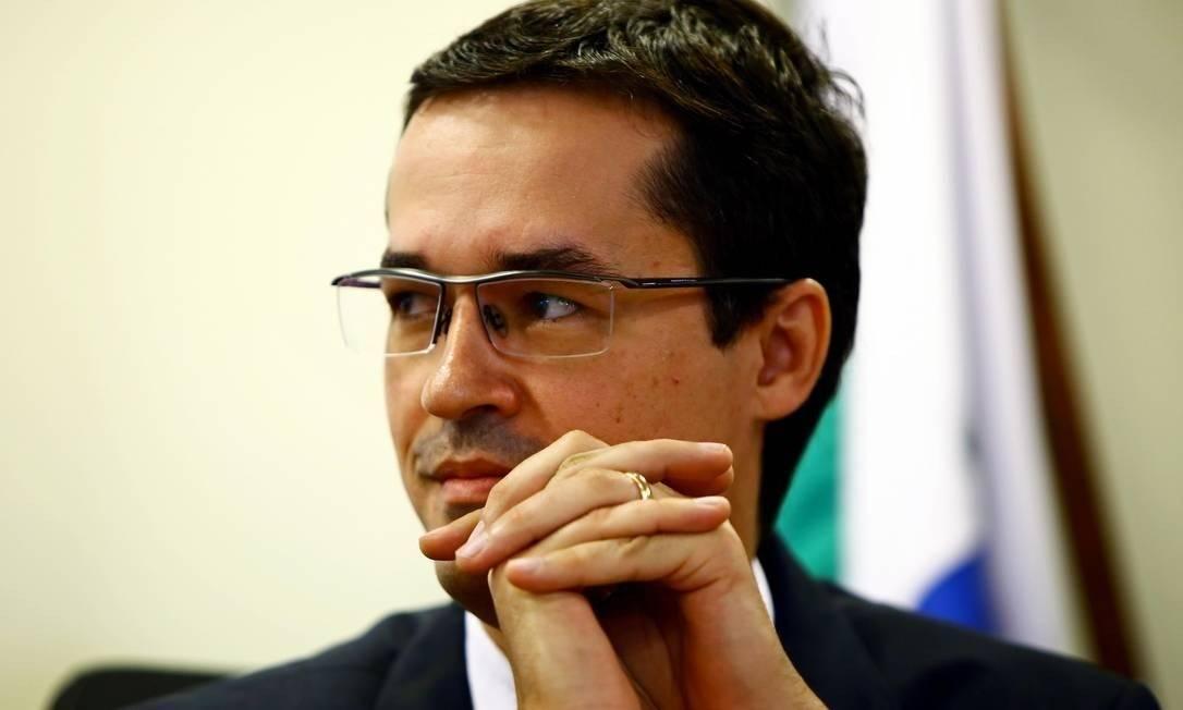 Deltan Dallagnol Foto: Heuler Andrey/DiaEsportivo/Agência O Globo