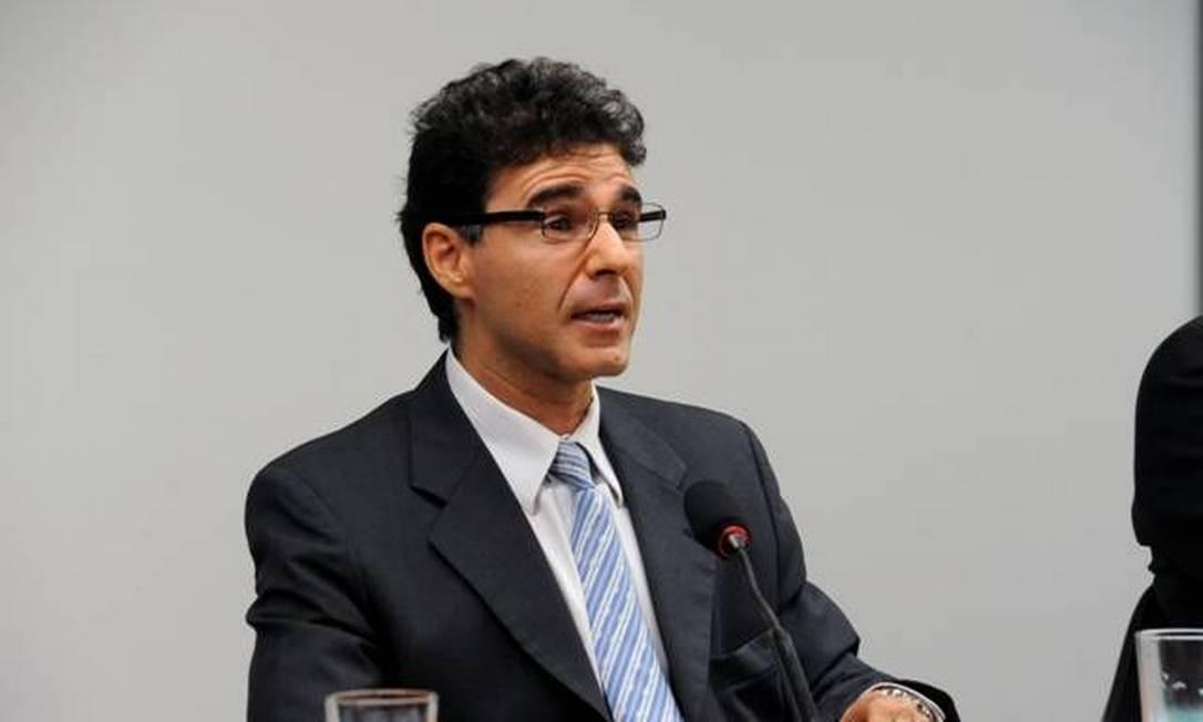 O subprocurador-geral Lucas Rocha Furtado Foto: Reprodução