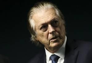 O presidente do PSL, Luciano Bivar Foto: Marcelo Camargo/Agência Brasil