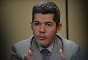 Delegado Waldir (GO) reconheceu, em vídeo, que há um novo líder do partido na Câmara Foto: Renato Costa / FramePhoto / AGÊ