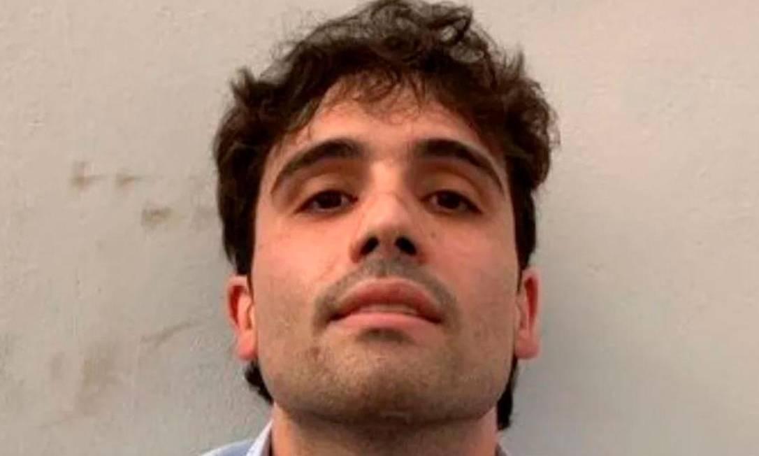 """Ovidio Guzmán Lopes é um dos herdeiros """"dos negócios"""" do pai. Ele é procurado pela Justiça dos EUA por tráfico de drogas Foto: Reprodução"""