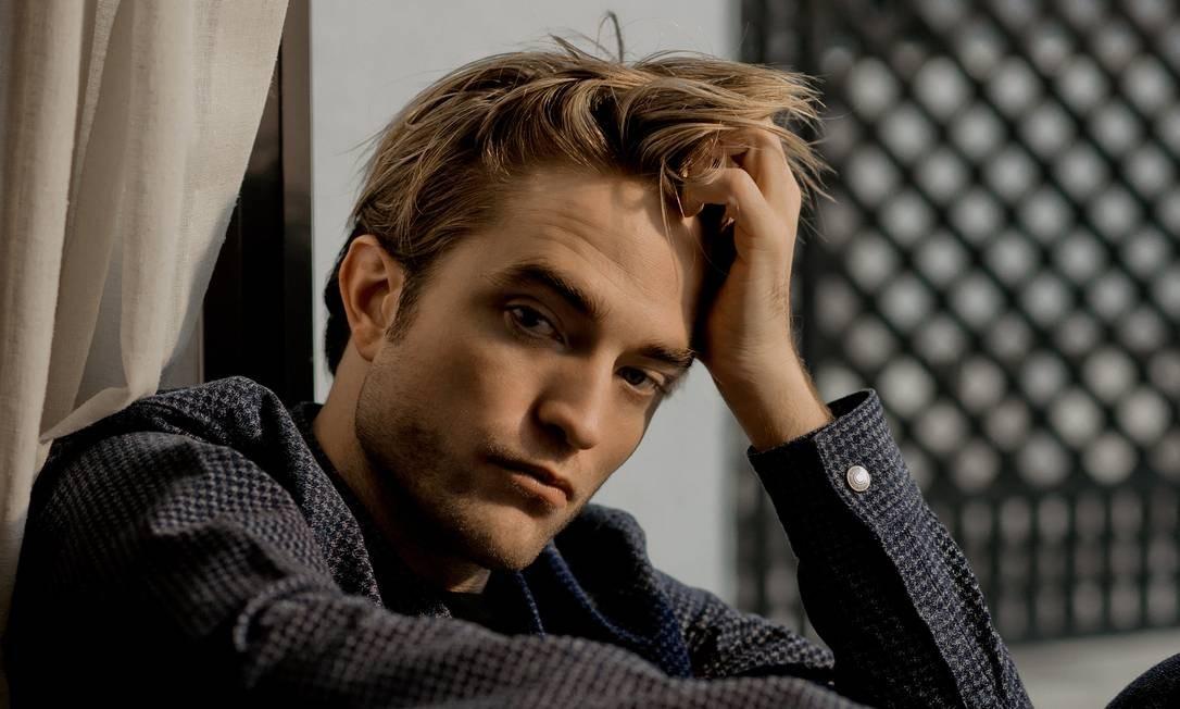 O ator Robert Pattinson em Los Angeles, em 6 de outubro de 2019 Foto: RYAN PFLUGER / NYT