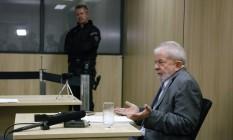 O ex-presidente Luiz Inácio Lula da Silva está preso desde julho de 2018 Foto: ISABELLA LANAVE / AFP