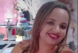 Danúbia Lima foi vítima de bala perdida em Guadalupe Foto: Reprodução