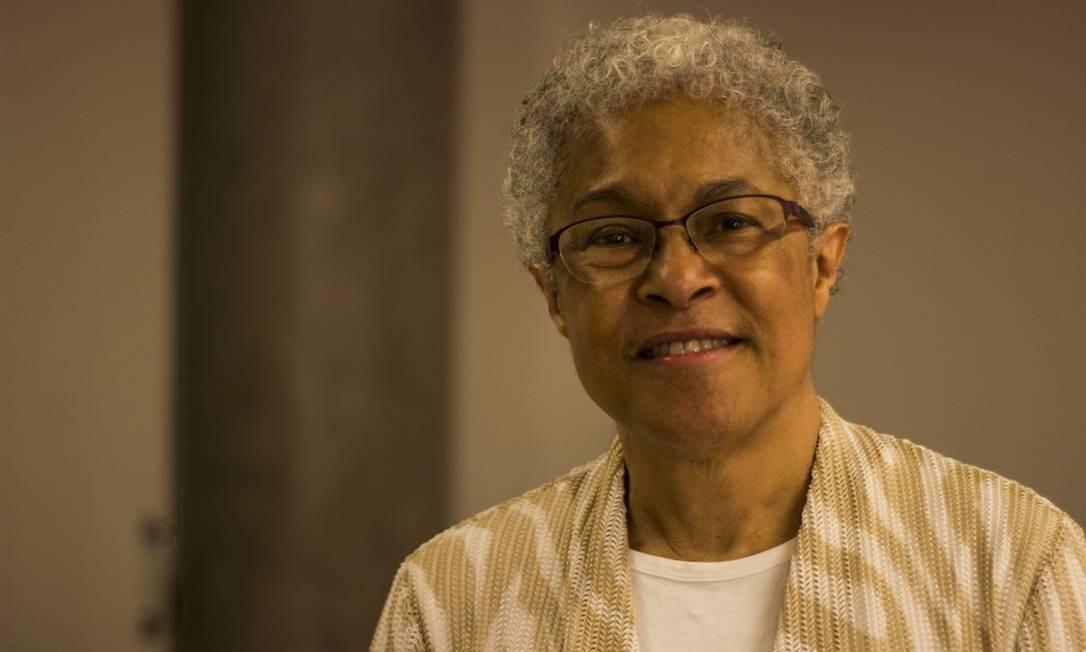 Patricia Hill Collins foi a primeira mulher negra a presidir a Associação Americana de Sociologia Foto: Divulgação
