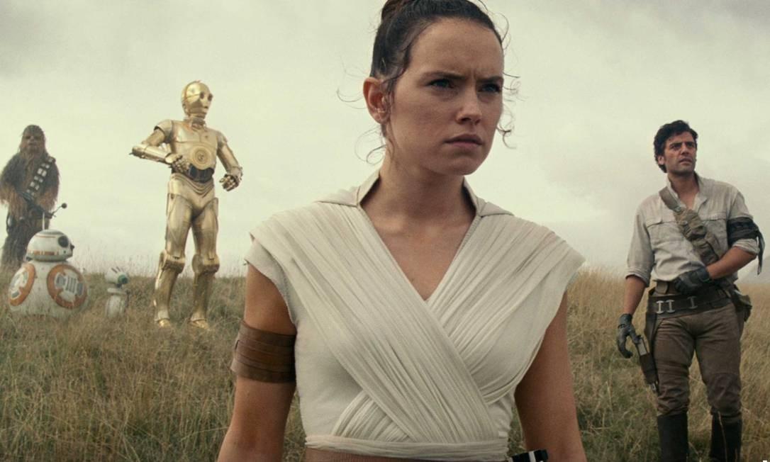 'Star Wars: a ascensão Skywalker' Foto: Divulgação