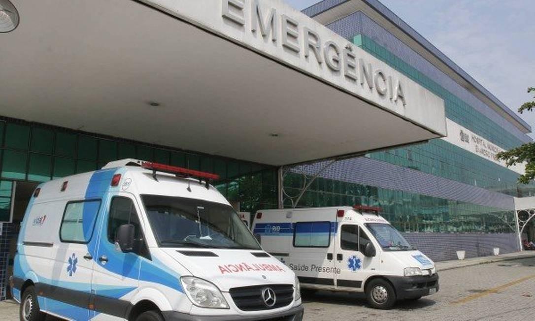 Hospital municipal: serviços essenciais não vão parar no Dia do Servidor Foto: Foto: Reginaldo Pimenta / Agência O Globo