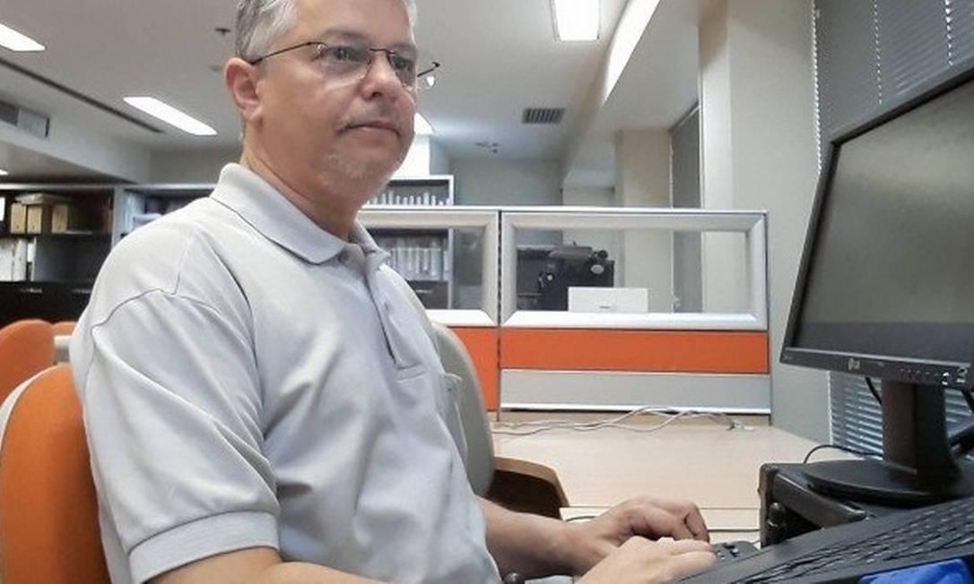 Para o analista Marcos dos Santos, o seguro evitou endividamento com seu condomínio Foto: Arquivo pessoal
