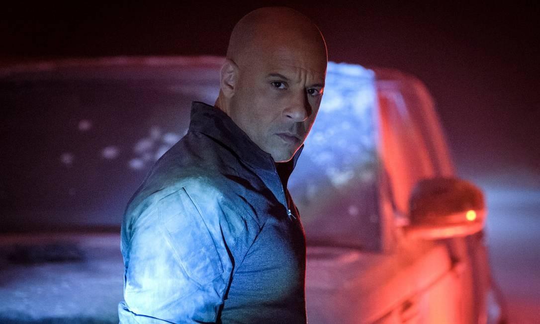 Vin Diesel é o soldado Ray Garrison Foto: Divulgação