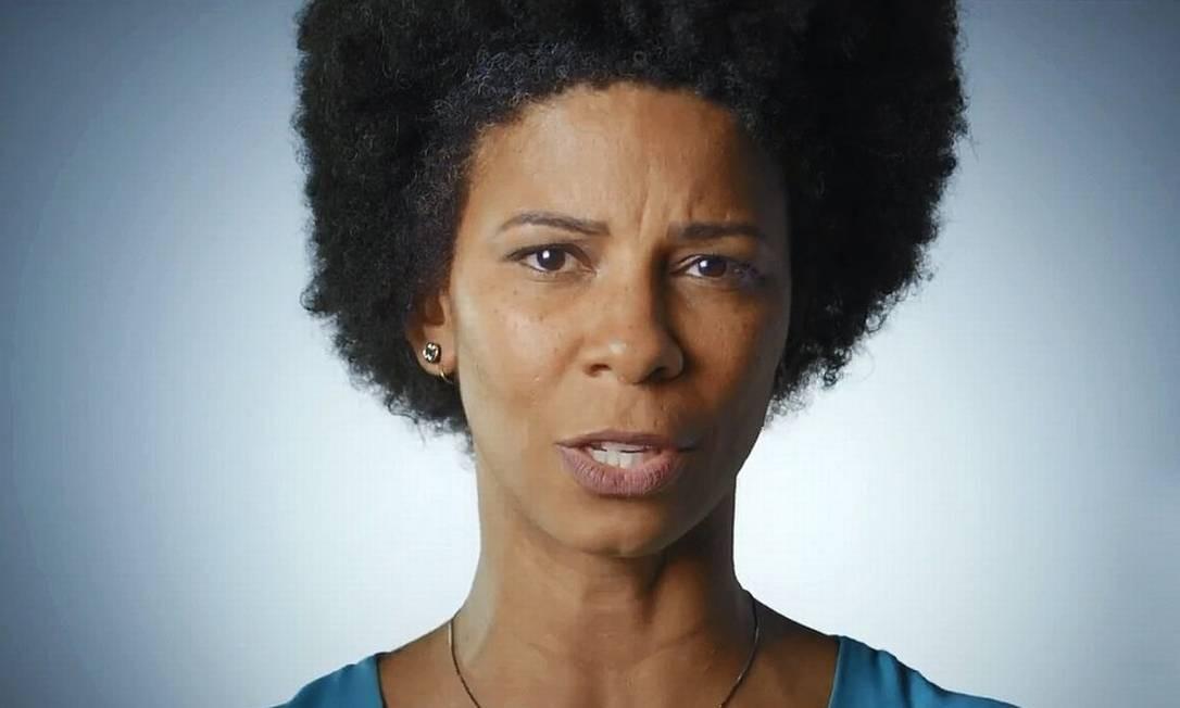 A apresentadora Rita Batista Foto: Reprodução