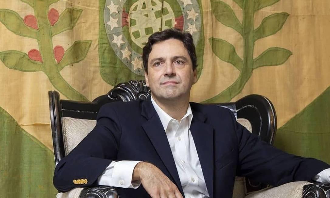 O deputado Luiz Philippe de Orleans e Bragança (PSL-SP) Foto: Reprodução/Instagram