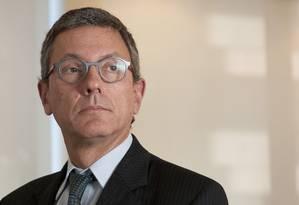 Carlos Kawall, economista-chefe do banco Safra Foto: Ana Paula Paiva / Valor/4-9-2017