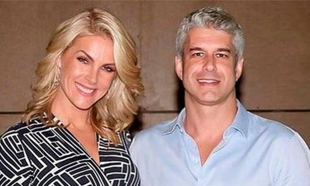 Anna Hickmann e seu cunhado Gustavo Correa Foto: Reprodução Instagram