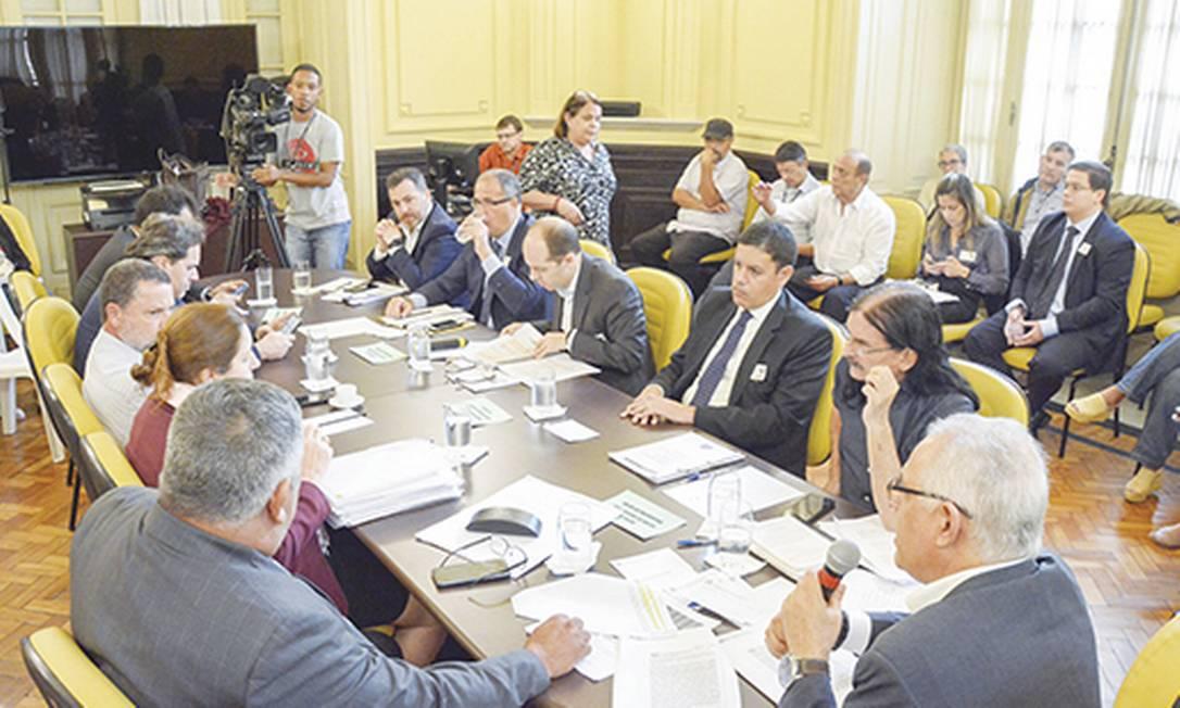 CPI da Linha Amarela aprovou por unanimidade relatório final Foto: Reprodução   ASCOM