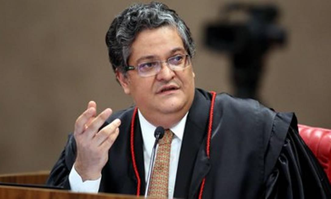 O ex-ministro do TSE Henrique Neves Foto: Reprodução/TSE
