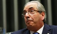 Eduardo Cunha Foto: Ailton Freitas/Agência O Globo