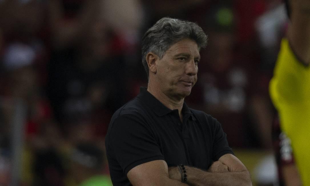 As melhores imagens de Flamengo 5 x 0 Grêmio - Jornal O Globo