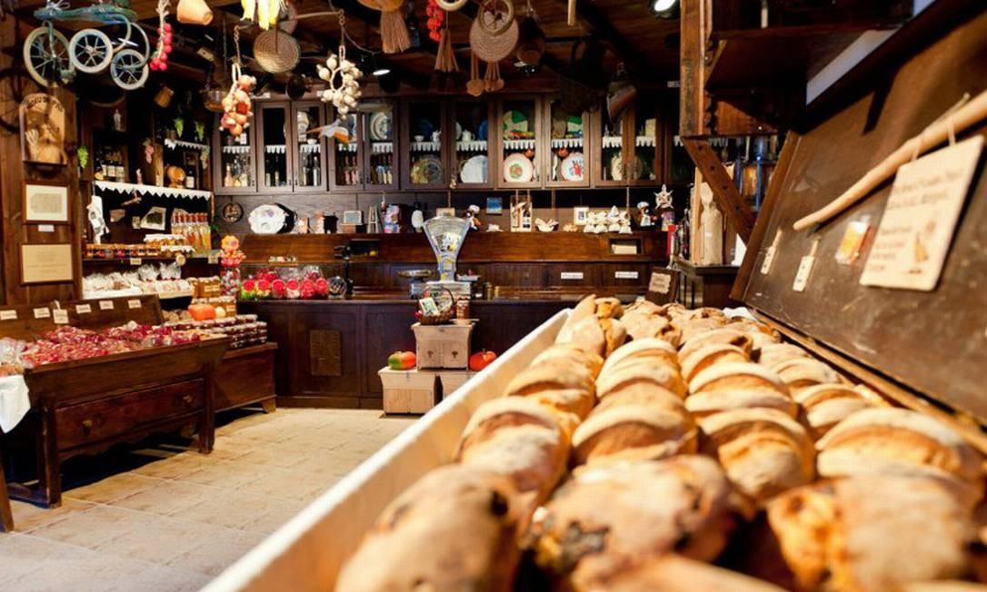 Museu do Pão, em Seia, Portugal Foto: Reprodução