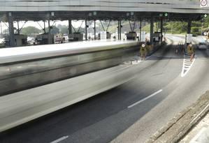 Linha Amarela: concessão da via é alvo de descontentamento da prefeitura Foto: Gabriel de Paiva em 21/05/2019 / Agência O Globo