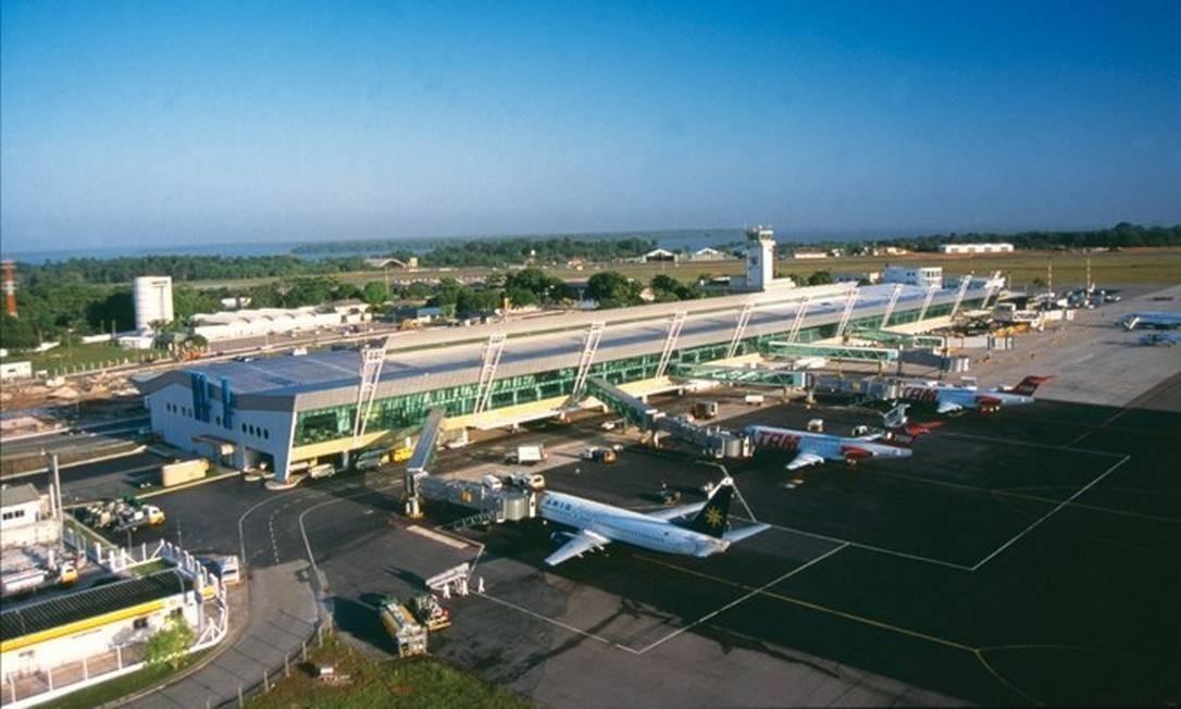 Aeroporto Internacional de Belém Foto: Divulgação