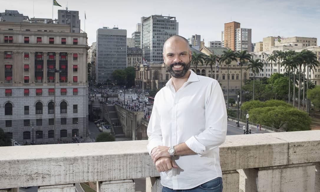 Bruno Covas Foto: Edilson Dantas / Agência O Globo