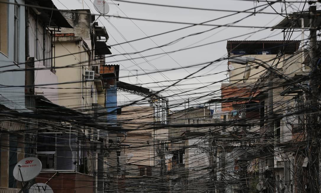 Complexo da Maré Foto: Pablo Jacob / Agência O Globo