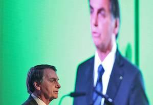 Jair Bolsonaro Foto: - / AFP
