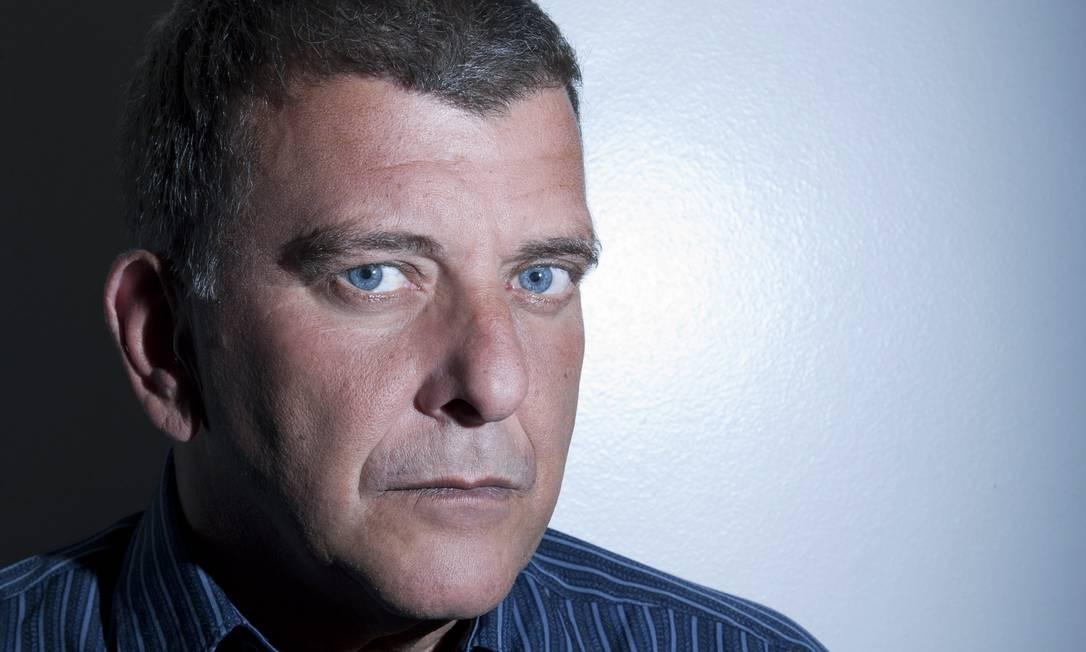 O ator e diretor Jorge Fernando, em 2011 Foto: Simone Marinho / Agência O globo