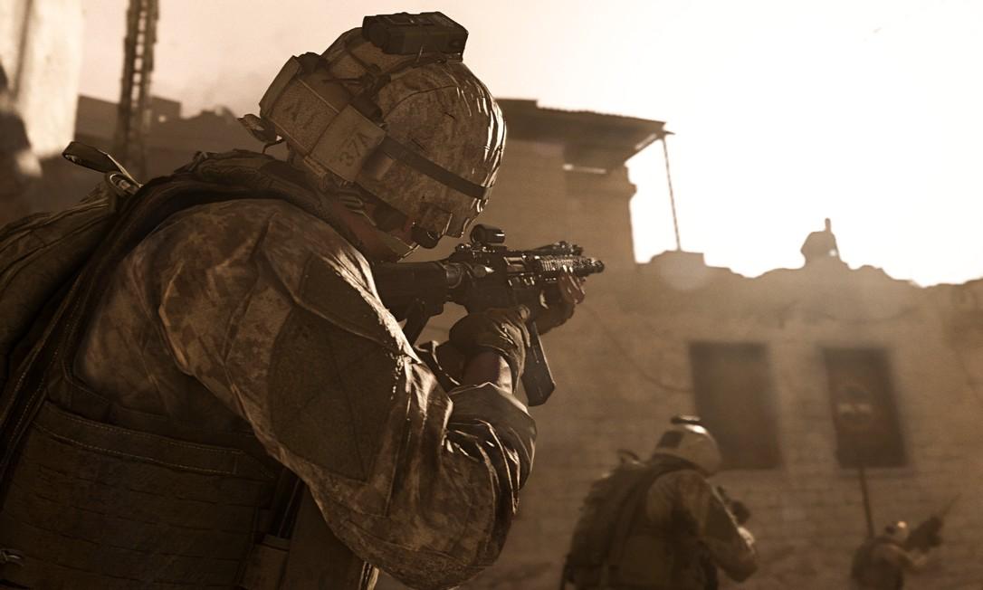 "Imagem de ""Modern Warfare"" Foto: Infinity Ward   Activision"
