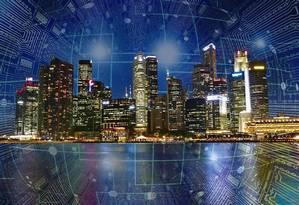 A internet do futuro estará em qualquer parte, como a energia elétrica Foto: Pixabay
