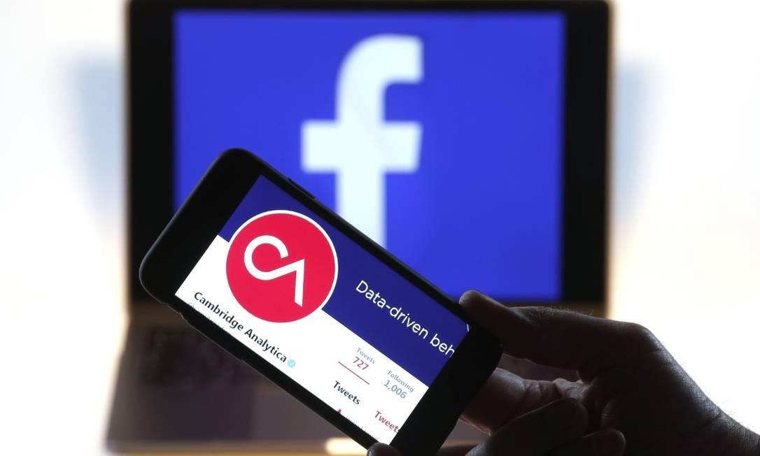 Para as autoridades, o Facebook falhou em proteger dados pessoais dos usuários Foto: Bloomberg